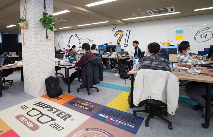 4階 Innovation Office