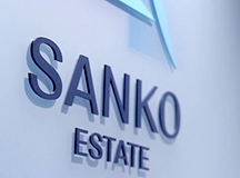 Sanko Estate by the Numbers