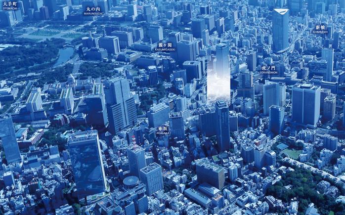 国際都市東京の新ランドマーク