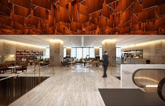 4階イノベーションセンター